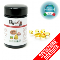 Reishi Spore Oil 60 Softgel